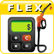 Calculator Flex by F2MOBILE