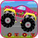 Monster Trucks For Girls:Match by On Happy Days
