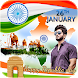 Republic Day Photo Editor by Getway information tech