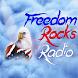 Freedom Rocks Radio by Nobex Technologies