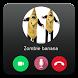 Fake Call Zombie Banana Prank