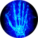 Xray Hand Live Wallpaper by AndApplique