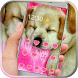 Puppy pink lovely by BeautifyStudio