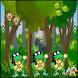 Ninja Turtle Trolley Game by Casual Runner Adventure App For kids