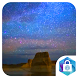 Beautiful Starry Sky Live Wallpaper by PIN Genie