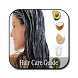 Hair Care Guide by Time Line