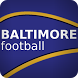 Baltimore Football: Ravens by Naapps Sports