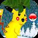 Titan Pikachu Adventure by twinsdev