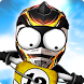 Stickman Downhill Motocross by Djinnworks GmbH