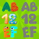 Kids Learn Letters & Numbers by IKCstudio