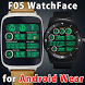 F05 WatchFace for Android Wear by Smartwatch Bureaux