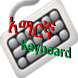 Amharic keyboard by cyberadventure