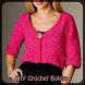DIY Crochet Bolero by mortalmen