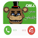 call from fréddy nights prank by HERO123321