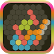 1010 block hexagon: relax time by OnHook