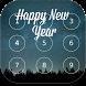 Happy New Year password Lock by Sudioka