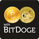BitDoge ! Win upto $100 hourly by AppVista Developers