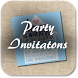 party invitations by ManQeem