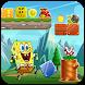 Sponge amazing adventure world