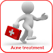 Acne treatment by BestGreenApps