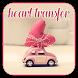 Pink Love Car by Design World