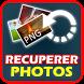 Récuperer photo supprimé Prank by App-Devone