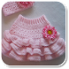 Crochet Baby Dress by ManQeem