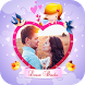 Love Photo Frame : Romantic Love Photo Frame by Journey Apps Lab