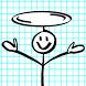 Arrow Stickman: Fly Like Plane by Qi Chen