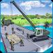 US Army Bridge Construction Simulator 3D Game by DroixGames Studio
