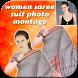 Women Saree fashion photo suit by 10/4 Entertainment
