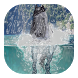 Horse in water live wallpaper by smyaral