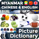 Picture Dictionary MY-CN-EN by Appbodia