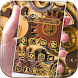 Gold Steampunk gear Theme by Leotheme MT Studio