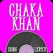 Best Of Chaka Khan Lyrics by Magenta Lyrics