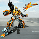 Air Robot Game 2 - Flying Robot Transformation by Mizo Studio Inc