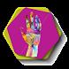 Palm reader (palmistry scanner by forstnerstudioapp