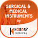 Surgical & Medical Instruments by Koby Apps