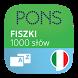 Fiszki PONS - 1000 słów włoskich by Wydawnictwo LektorKlett sp. z o.o.