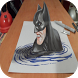 how to draw 3D by Suitfanice