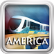 America Metro Maps by Tom Axool