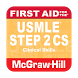 First Aid USMLE Step 2 CS 5/E by Usatine Media LLC