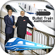 Modi Ki Bullet Train Photo Editor
