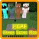 Armor Stand Mod for MCPE by BloomLeventis