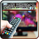 Universal TV Remote control by zeefcom