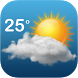 Local weather of the week by MobileappsMD Inc.