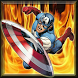 Slide Puzzle Superheroes game by ONE_GAMEPUZZLEFREE