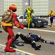 Ninja Warrior VS Superheroes Revenge by G.O.T