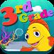 Aqua Third Grade by GenX Learn @ Fun