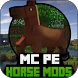 Horses MODS For MineCraft PE by oonniwat